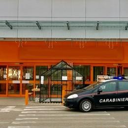 Ruba materiale elettrico per migliaia di euro Arrestato dai carabinieri a Curno