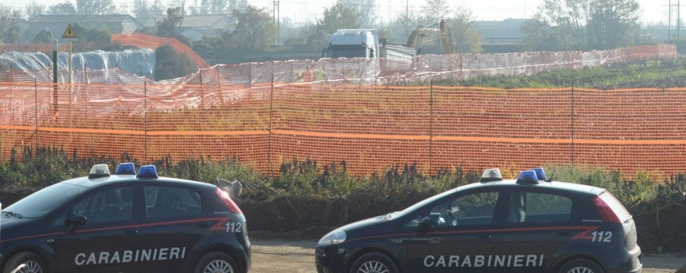 Schiacciato tra il suo camion e una ruspa  42enne di Carobbio muore nel Bresciano