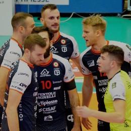 Volley, rinviata Agnelli Tipiesse - Taranto Covid, positivi 3 atleti del team di casa