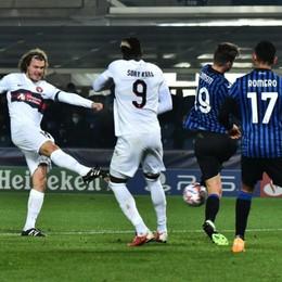 Atalanta-Midtjylland finisce 1-1 Romero di testa risponde a Scholz
