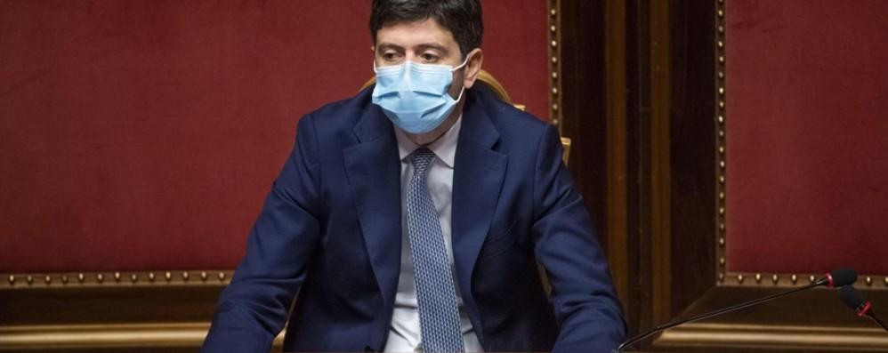 Il ministro Speranza sul vaccino Covid «Da gennaio sarà gratuito per tutti»