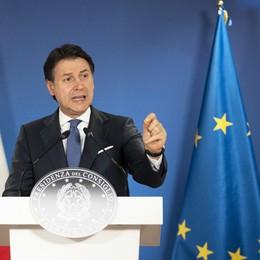 Conte: deroghe a spostamenti tra Comuni «Parlamento ne assuma responsabilità»