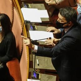 Renzi punge Conte ma teme le elezioni