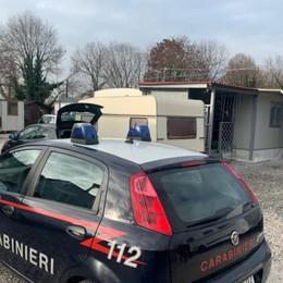 Controlli nelle aree nomadi di Bergamo Verifiche a Trescore, Zanica e Grassobbio