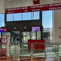 Orio, continua la crescita dell'aeroporto Previsto un albergo da 200 camere