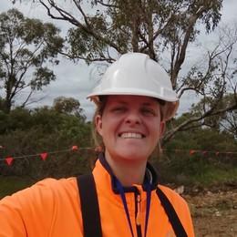 In Australia Luisa è il «dottore» degli alberi
