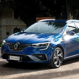 Renault Megane Sporter il nuovo ibrido Plug-in