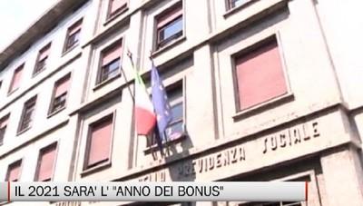2021, l' «anno dei bonus»