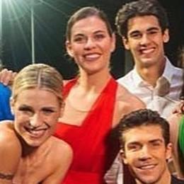 Adrara San Martino, Mariacaterina in tv Passi di speranza danzando con Bolle