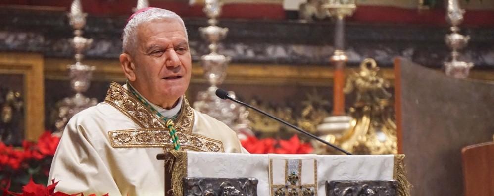 Alle 18 il Te Deum con il Vescovo Dal duomo  diretta su BergamoTv