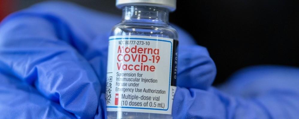 واکسن Moderna نیز برای اولین 47000 دوز روز سه شنبه وارد ایتالیا شد