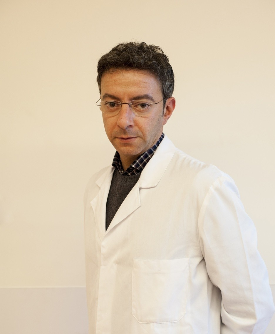 Michele Albano, responsabile della Riabilitazione ortopedica e sportiva Humanitas Gavazzeni