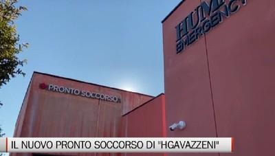 Bergamo - Operativo il nuovo Pronto soccorso di Humanitas Gavazzeni