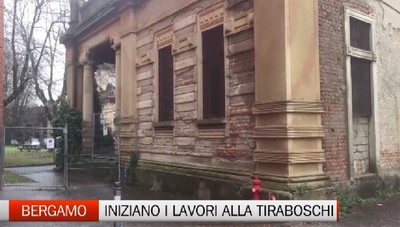 Biblioteca Tiraboschi; iniziano i lavori