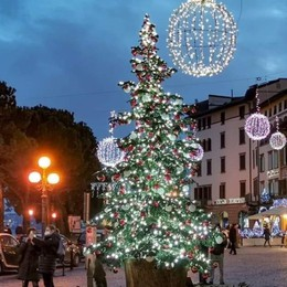 Christmas is in the air!, il Buon Natale in musica di Lovere