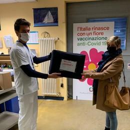 Clusone, vaccini nella Rsa Sant'Andrea Somministrazioni anche a Sarnico