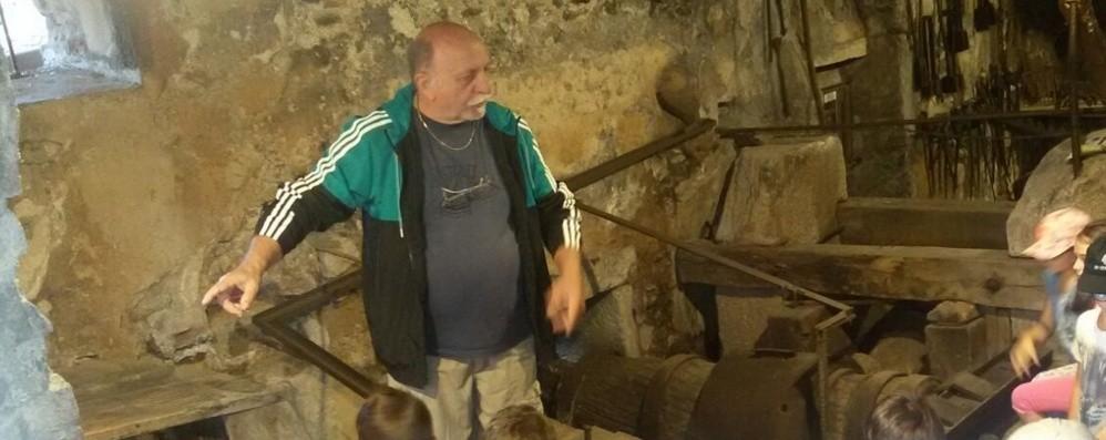 Comenduno piange Valerio Calvi Custode della memoria, aveva 70 anni