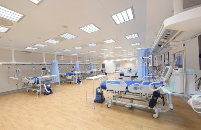 مرکز اضطراری جدید Humanitas Gavazzeni