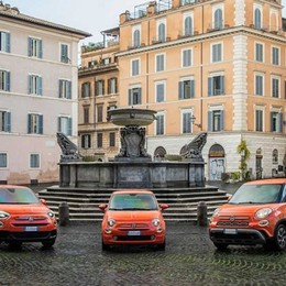 Fiat 500, 500X e 500L Ridisegnata la gamma
