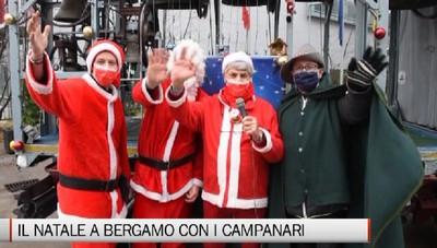 Il Natale a Bergamo con il Gruppo Campanari