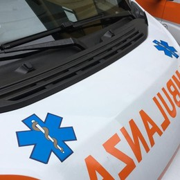 Incidente sulla strada Francesca Pontirolo, scontro tra due auto: code