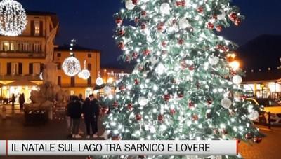 Lago d'Iseo, il Natale tra Sanico e Lovere