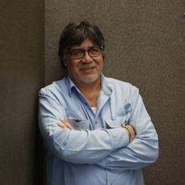 """Luis Sepúlveda: """"Scrivere per me è un modo di continuare a resistere"""""""