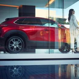 Mazda CX-30: pronta la versione 2021