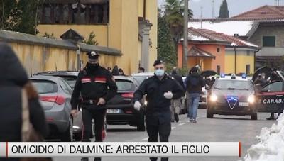 Omicidio Colleoni: i Carabinieri arrestano il figlio