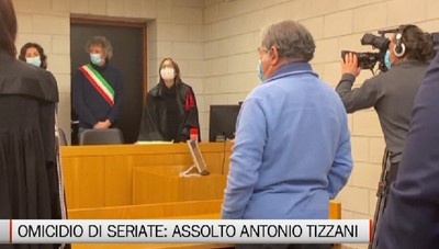 Omicidio di Seriate. Antonio Tizzani è innocente