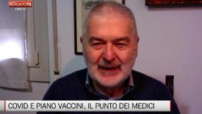 Piano vaccini, parla il presidente dei medici Marinoni