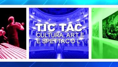 Pillole di Tic Tac: arte cultura e spettacolo