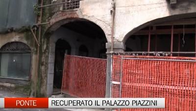Ponte San Pietro: parte il recupero del palazzo bruciato 21 anni fa