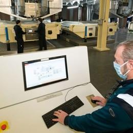 RadiciGroup investe 15 milioni: nuovo impianto per il materiale alla base delle mascherine