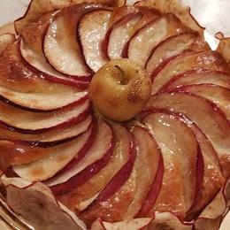 Reginetta di mele  della Valle Brembana