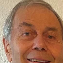 Scanzorosciate, Negrone in lutto  Addio al volontario Luigi Brignoli
