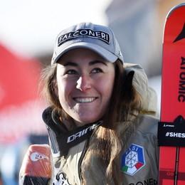 Sci, Bassino seconda: podio Italia Vince la svizzera Gut, Goggia va fuori