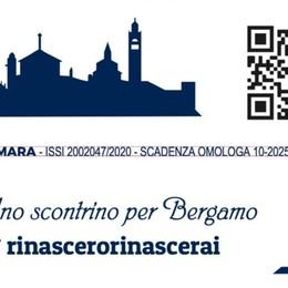 Scontrini solidali con il profilo di Città Alta Idea «made in Val Brembilla» per il rilancio