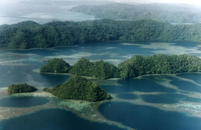 Palau, Micronsia