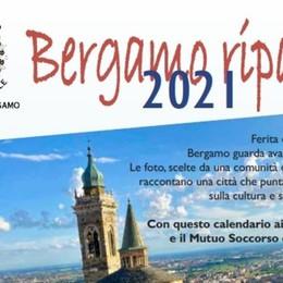 Calendario benefico «Bergamo riparte» Ordini anche dalla Turchia e dal Giappone