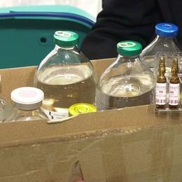 Doping, a Bolzano laboratorio clandestino  Sequestrati anabolizzanti per un milione di euro