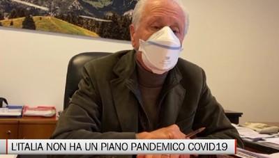 Il procuratore: L'italia è priva di un piano pandemico Covid