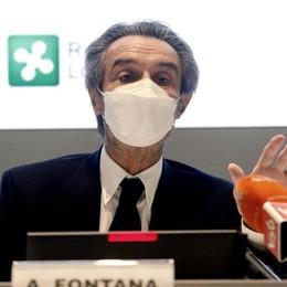 Spostamenti, discriminati i piccoli comuni Fontana, 19 dicembre rischio «esodo»
