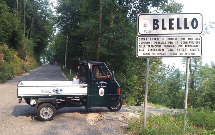 Dpcm nel comune più piccolo della provincia  «Blello, in 75 blindati in 2 km quadrati»