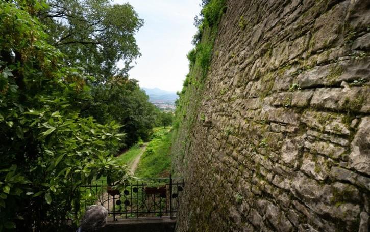 Mura Venete, avanti con la valorizzazione Si concludono i lavori sul baluardo di Valverde