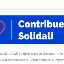 Tasse, cinque i bergamaschi «solidali» Il ministro Gualtieri li ringrazia