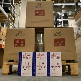 Slow Wine e imballaggi di cartone, il matrimonio sostenibile