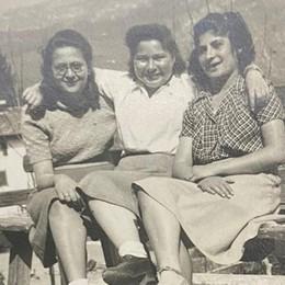 Zipora,  ragazza ebrea  da Auschwitz salvata a Selvino