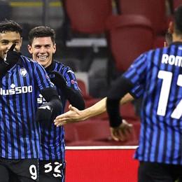 L'Atalanta espugna anche Amsterdam (0-1) Il sigillo di Muriel fa la storia, agli ottavi