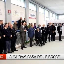 Bergamo - Una nuova casa per le bocce